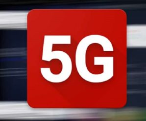 The 5G arrives via a mobile application!