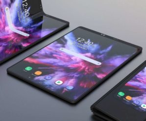 Samsung is preparing a foldable smartphone similar to Huawei's Mate X