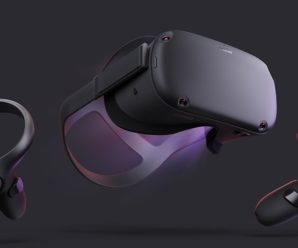 Which games will be compatible with the Oculus Quest VR headset?