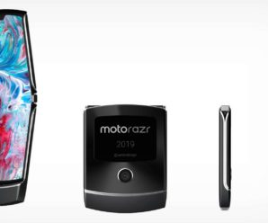 Motorola will launch this summer a flip phone with fold-able screen