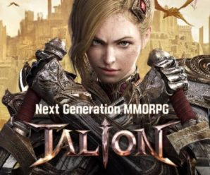 Talion: early pre-registration for this uncompromising MMO