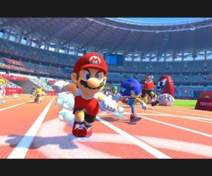 SEGA: Sonic at the Olympics arrives on mobile