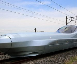 Do you know about the fastest Train in the World?