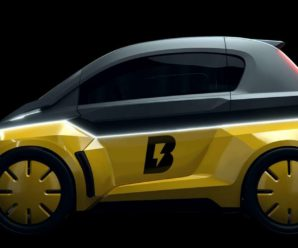 Usain Bolt launches into the electric car