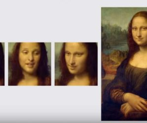 Samsung gives life to the Mona Lisa and other paintings