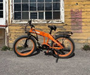 Stark Drive Torque, an electric bike with NFC and fingerprint reader