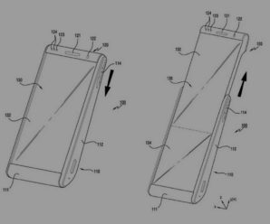 Samsung imagines a roll out smartphone