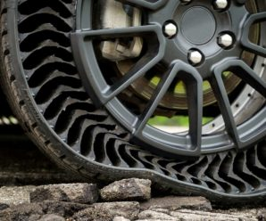 Michelin and GM prepare a puncture-proof tire for 2024