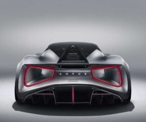 The electric Lotus Evija will be the most powerful production car in the world