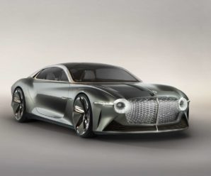 Bentley EXP 100 GT, the luxury electric car that projects us in 2035