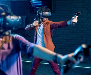 A new algorithm enables more realistic sound effects in VR