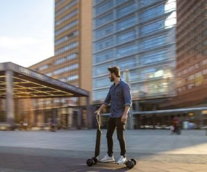 E-Tron Scooter: Audi goes to the electric scooter