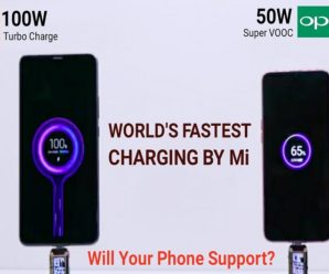 Xiaomi Unveils World's Fastest Wireless Charger