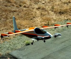 Kitty Hawk Heaviside, the ultra-quiet electric taxi