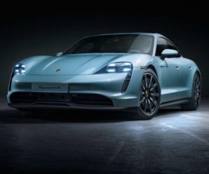 Porsche launches Taycan 4S more affordable to face Tesla Model S
