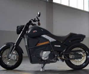Tacita T-Cruise Urban, the electric motorcycle that promises 220 km of Milage