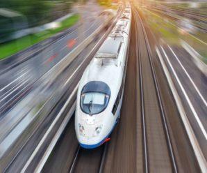 Soon autonomous trains driven by satellite and an AI