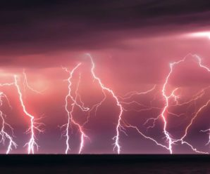 An AI can predict where lightning will fall