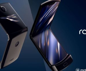 Motorola: discover the Razr of the future