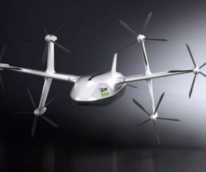 Uber Eats: a new design for its food delivery drones