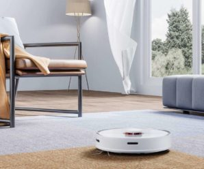 Roborock S5 Max: a vacuum robot doped with AI