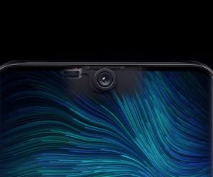 Oppo has hidden the photo sensor under the screen