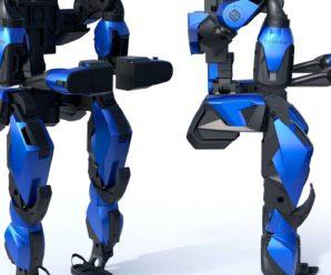 Guardian XO, the exoskeleton that gives you superhuman strength