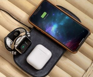 Finally a wireless charger for iPhone, Airpods and Watch