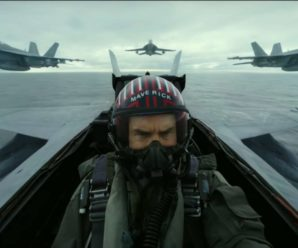 The drones, stars of the shooting of Top Gun 2
