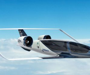 Silent Air Taxi, a flying taxi that promises to be silent