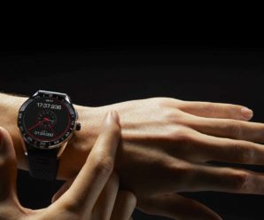 TAG Heuer unveils a high-end connected watch