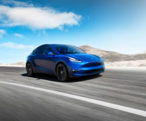 The first Tesla Model Y have been delivered