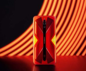 New: The Nubia RedMagic 5G is available in red until June 8!