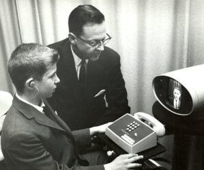 The first video conference is 50 years old