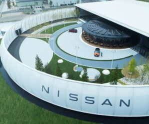 Nissan is testing a parking lot where you pay with your car's electricity