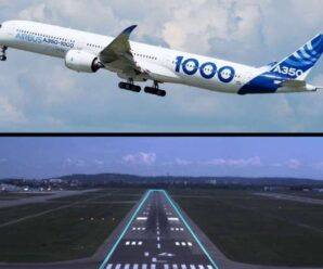 Airbus tested a full unmanned flight on an A350