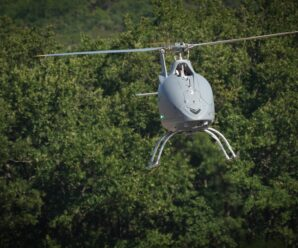 Airbus: the helicopter drone prototype performs its first autonomous free flight