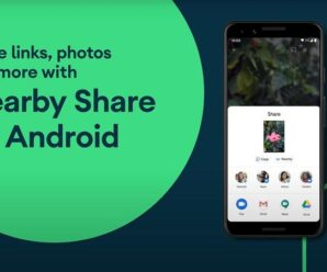 Nearby Share is finally available for some Android phones